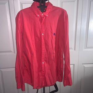 Express:  Red Shirt (L)